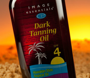 AquaClear - Dark Tanning Oil